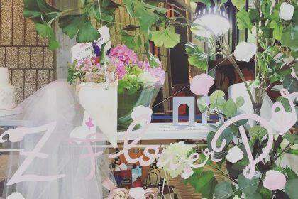 東京文化会館 上野の森バレエホリディ トウシューズ 花 プリザーブドフラワー