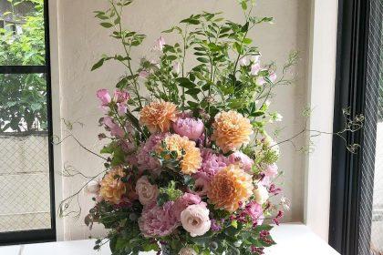 クリニック 開院 祝い 病院 贈る 花 オーダー