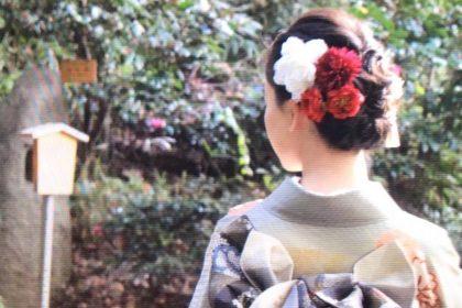 成人式 振袖 着物 和装髪飾り オーダー 婚礼 卒業式 袴 七五三 帯 小物