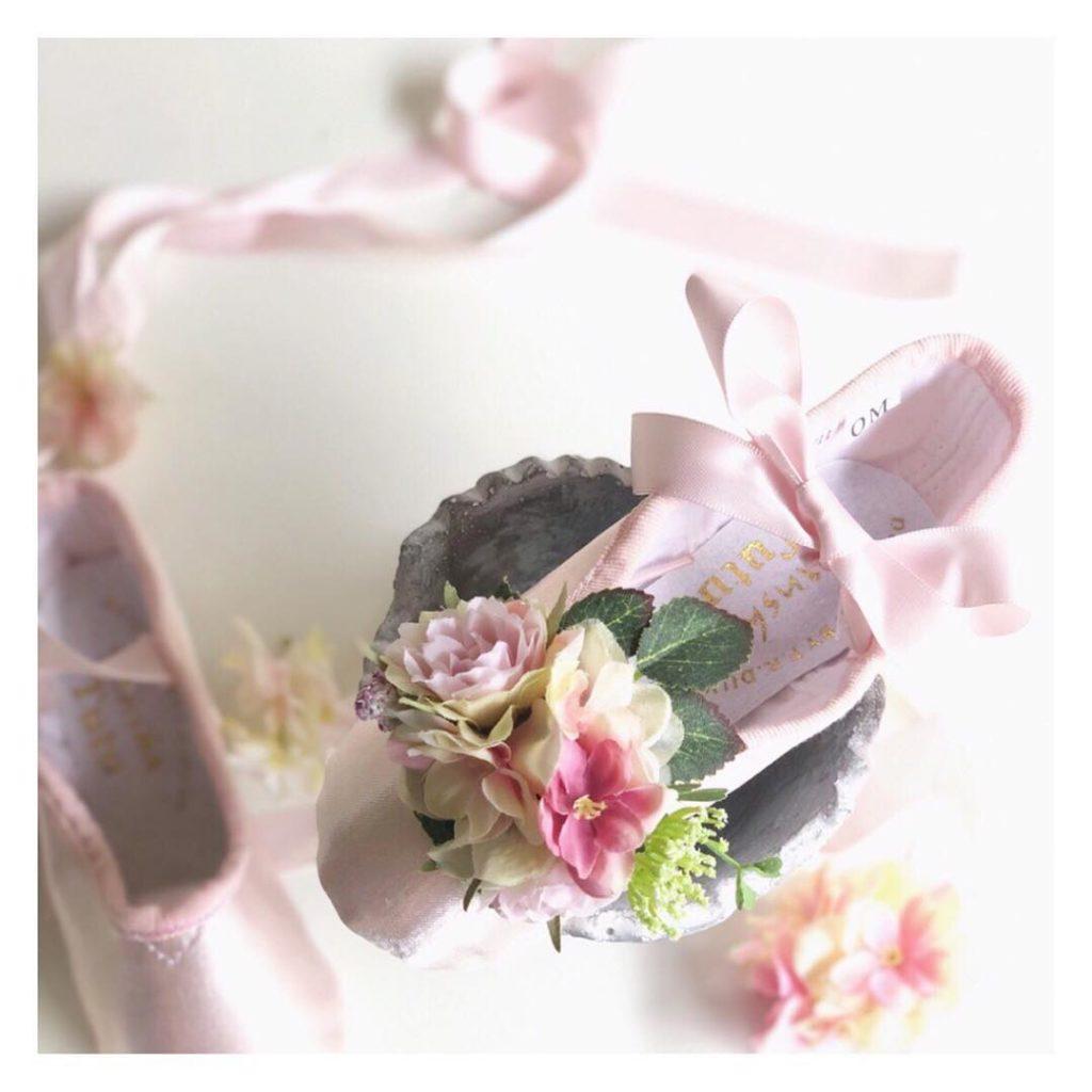東京文化会館 開催 上野の森バレエホリデイ2019 バレエ 花 アーティフィシャルフラワー 白鳥の湖 花かんむり コサージュ付き バレエシューズ トウシューズ ワークショップ